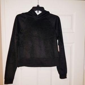 NWT SO Black Cozy Sweatshirt Hoodie
